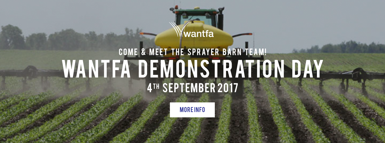 Annual Live Machinery Demonstration Day