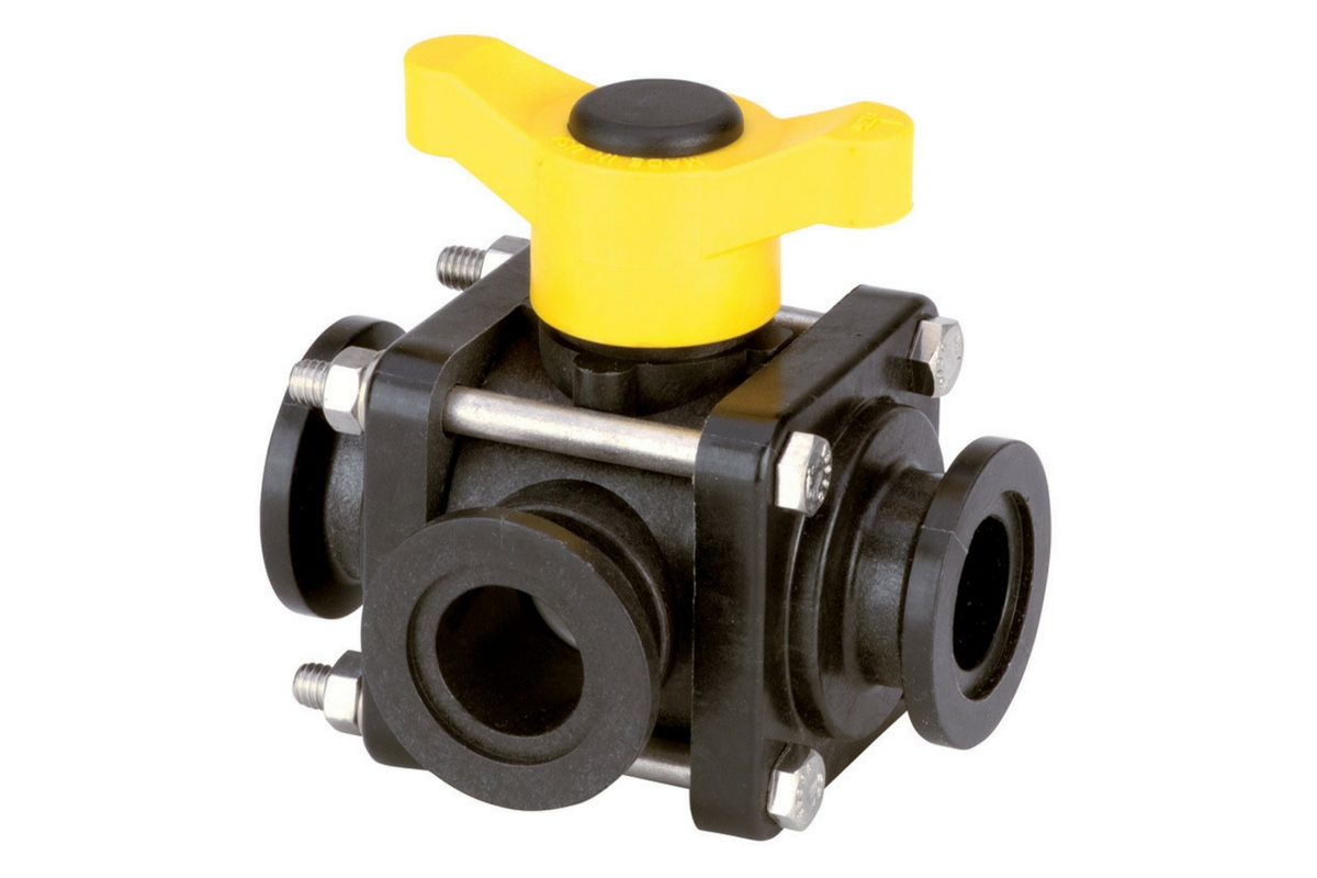 Banjo Manifold 3-Way Ball Valves - Image 3