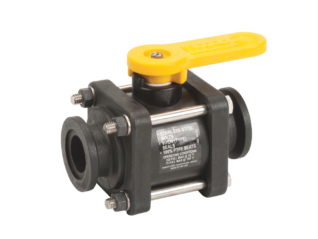 Banjo Manifold Ball Valves