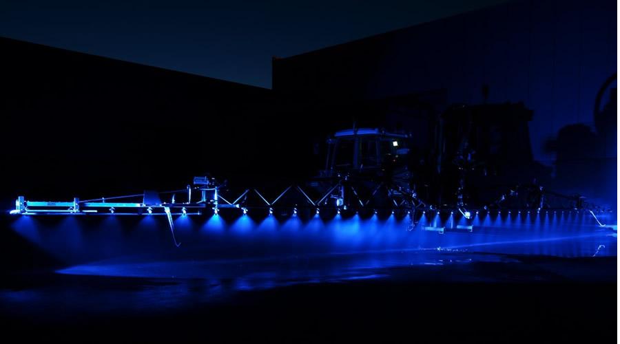 Comatra Led Blue Sprayer Light