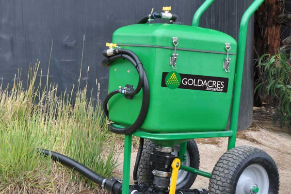 Goldacres SuperFlow Mobile Hopper - Image 1