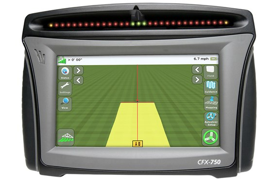 Trimble CFX 750 Display - Image 0