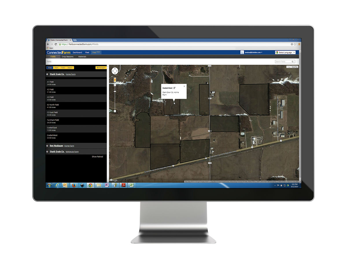 Trimble Yield Monitoring - Image 2