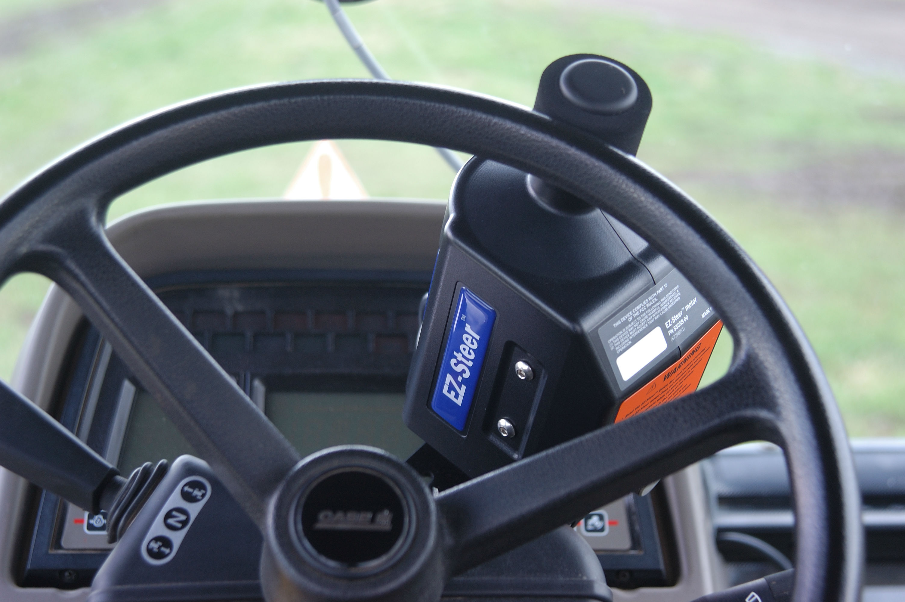 Trimble EZ-Steer Foot Switch with Accessory Cable # 60941-00
