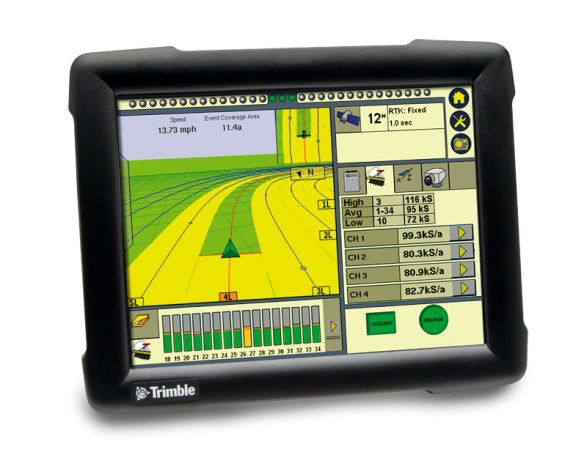Trimble FMX Display