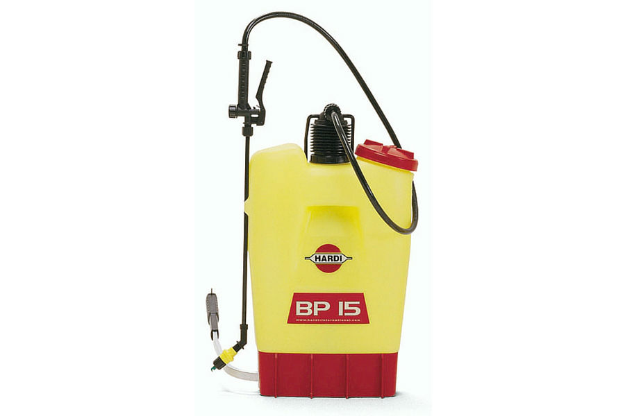 Hardi Knapsack Sprayers - BP15 and BP20 - Image 1