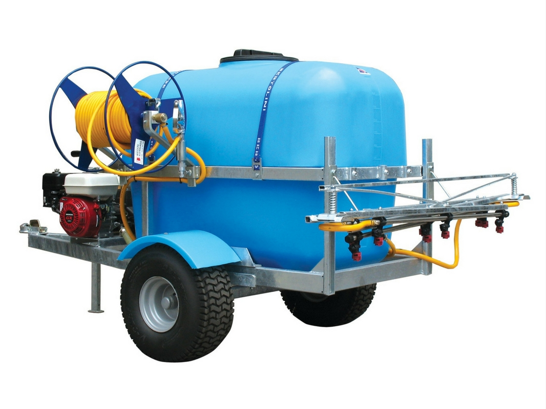 Ezi-Boom Trailed Sprayer - Engine Drive
