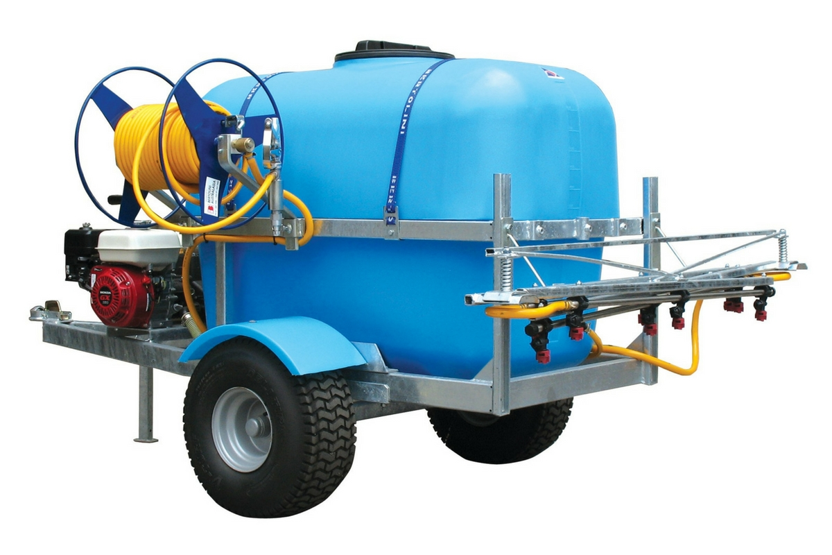 Ezi-Boom Trailed Sprayer - Engine Drive - Image 1