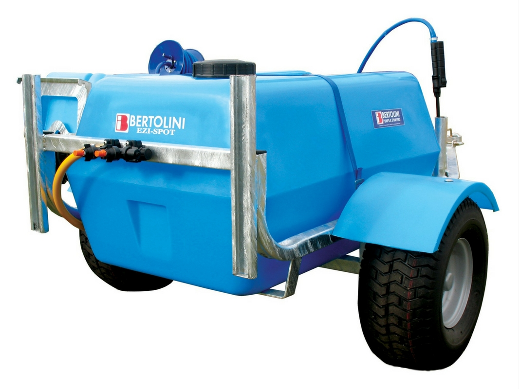 Ezi-BoomJet Trailed Sprayer - Engine Drive