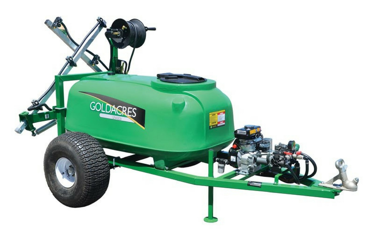 Goldacres Ultimate Engine Driven Sprayers - Image 1