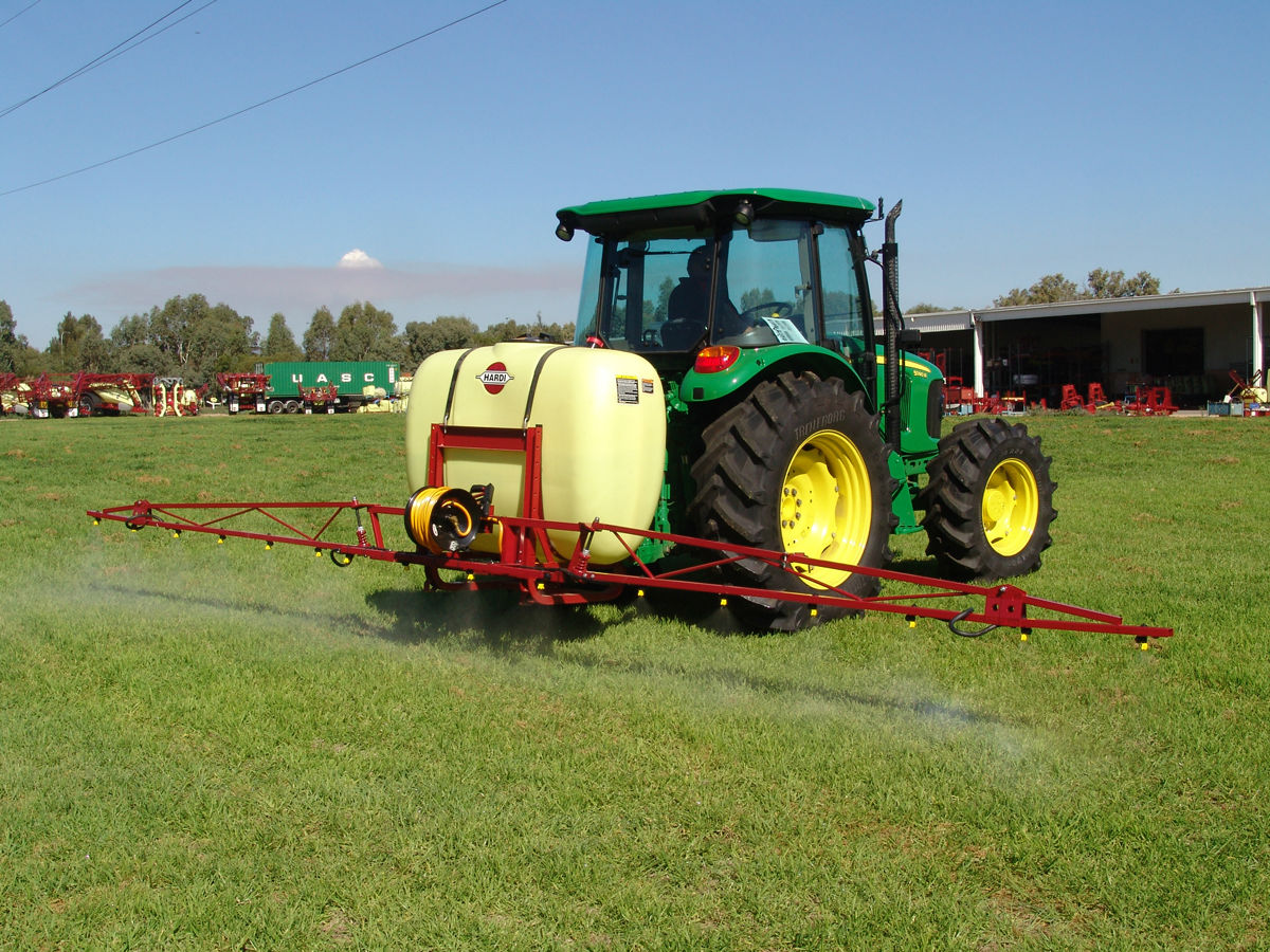 Hardi NK Linkage Sprayer - Image 4