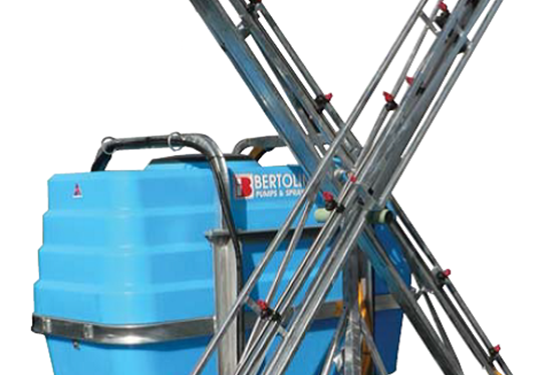 Pasture Pack 3PL Sprayers with 'K' series Hydraulic Boom - Image 0