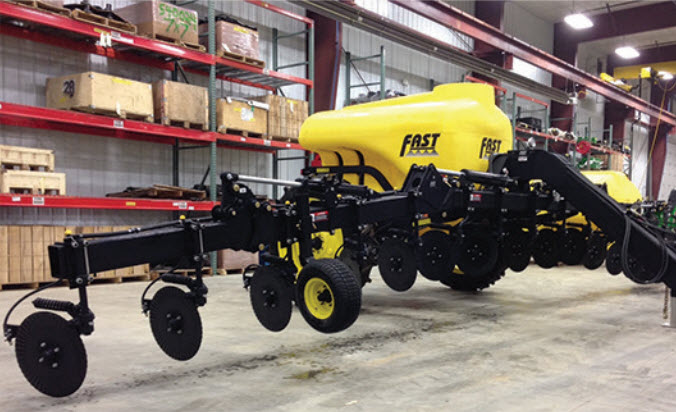 FAST AG 8000 Liquid Fertilizer Applicator - Image 2