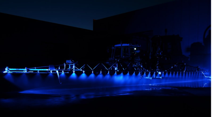 Comatra LED Blue Sprayer Light - Image 4