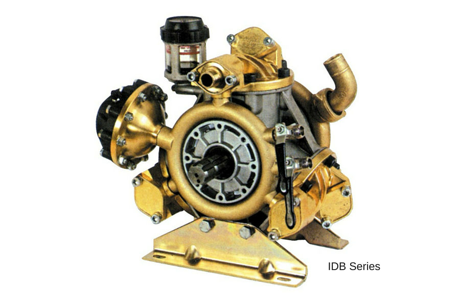 Bertolini High Pressure Diaphragm Pumps - Image 3
