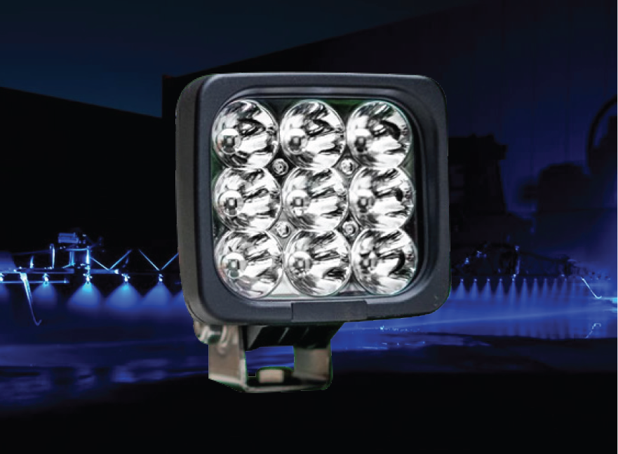 Comatra LED Blue Sprayer Light - Image 1